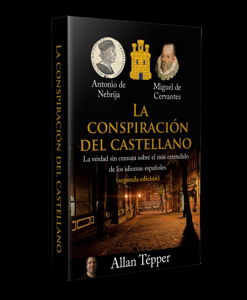 Libro La conspiración del castellano